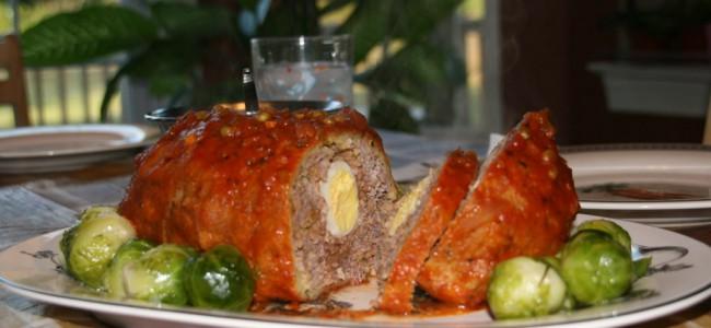 Marta's Meatloaf